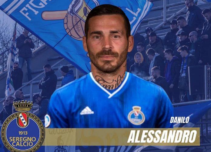Danilo Alessandro nuovo attaccante del Seregno