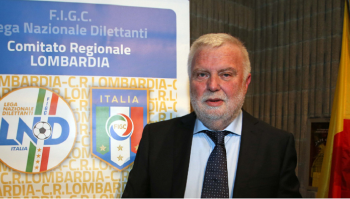 Giuseppe Baretti presidente del CRL (fonte foto crlombardia.it)