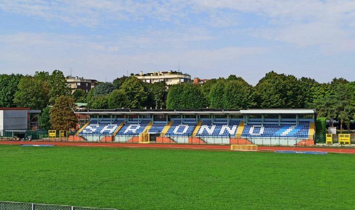 Lo stadio del FBC Saronno