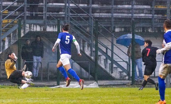 Vogherese-Pavia d'archivio. sarà la prima gara del girone A di eccellenza