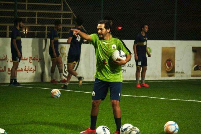 Hafid Chouni ora allenatore a Dubai