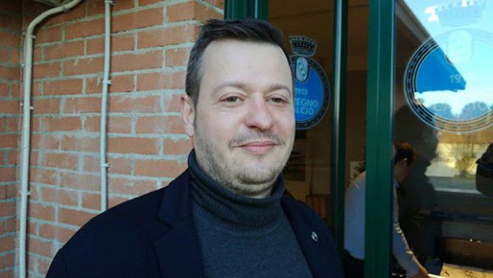 Davide Erba, presidente del Seregno