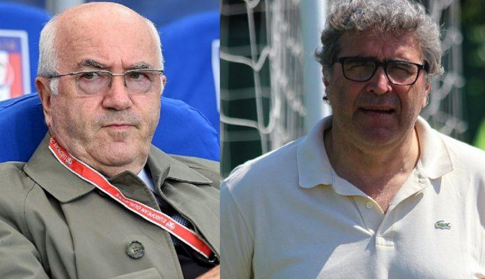 Carlo Tavecchio ed Alberto Pasquali