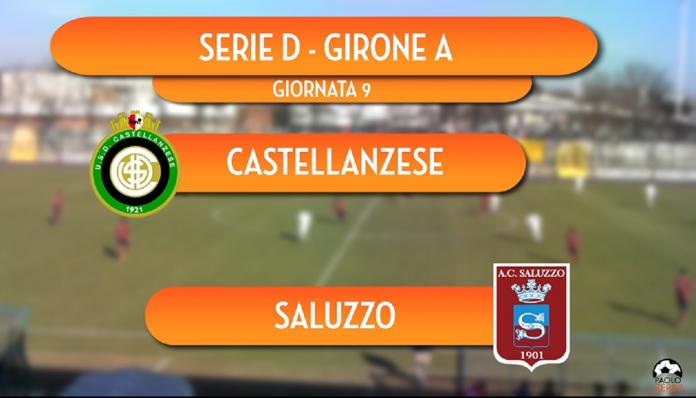 Castellanzese-Saluzzo, gli highlights