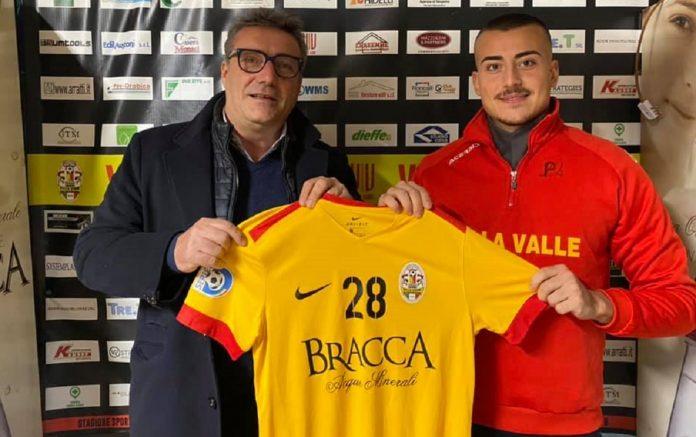Edoardo Picozzi, rinforzo per il Villa Valle