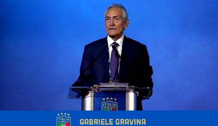 Gabriele Gravina presisdente della FIGC
