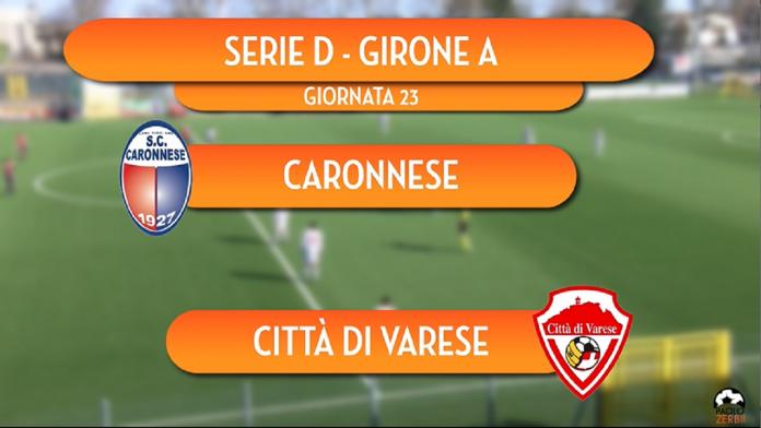 Caronnese - Città di Varese