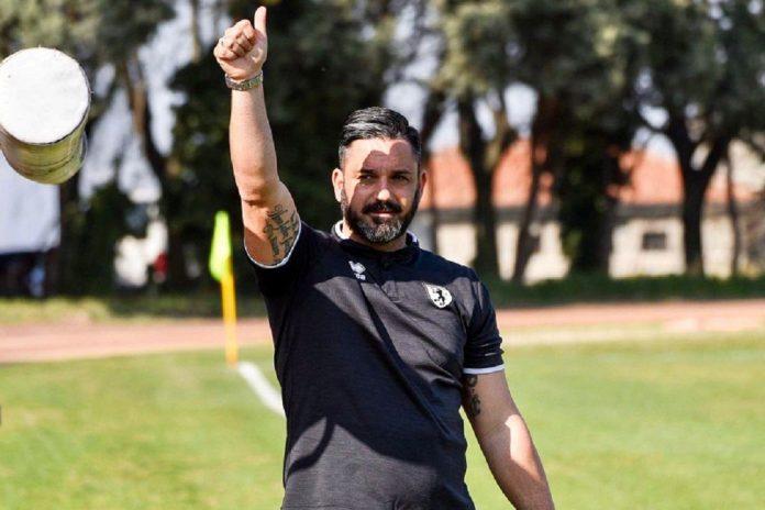 Luca Pellegrini non è più l'allenatore del Derthona