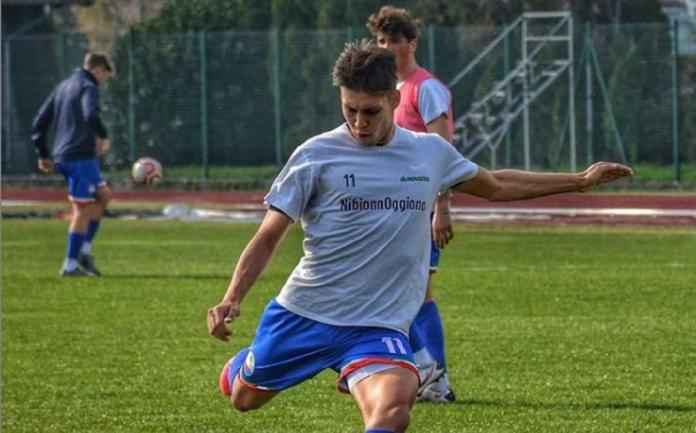 Mattia Iori lascia il NibionnOggiono e passa al Brusaporto