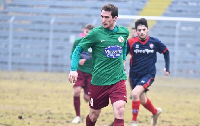 Nicholas Legnani è un nuovo giocatore del Gavirate (foto Patrizia Coppari)