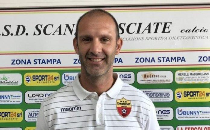 Nicola Valenti si è dimesso da allenatore dello Scanzorosciate