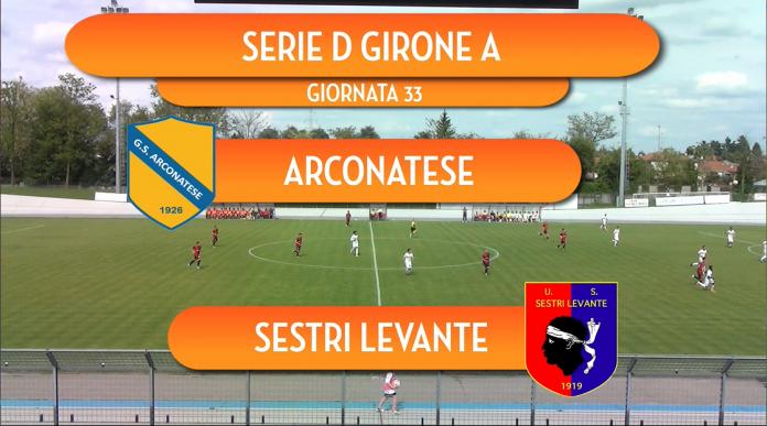 Arconatese-Sestri Levante