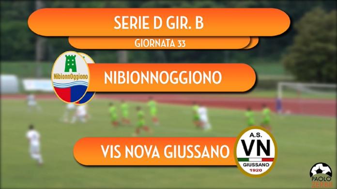NibionnOggiono-Vis Nova Giussano