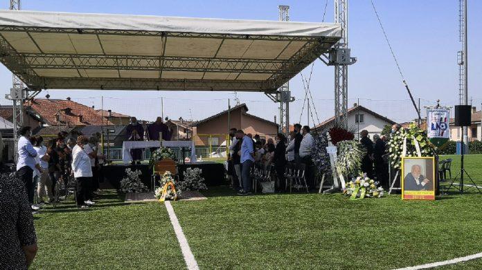 L'ultimo saluto a Giuseppe Baretti