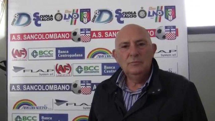 Michele Scognamiglio torna alla direzione sportiva del Sancolombano