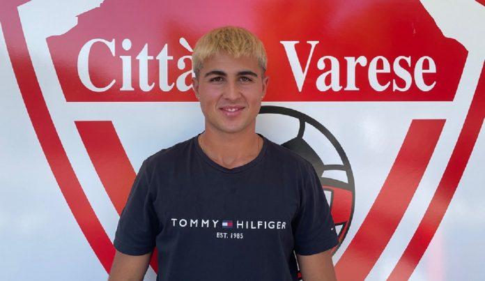 Alessandro Baggio è un nuovo giocatore del Città di Varese