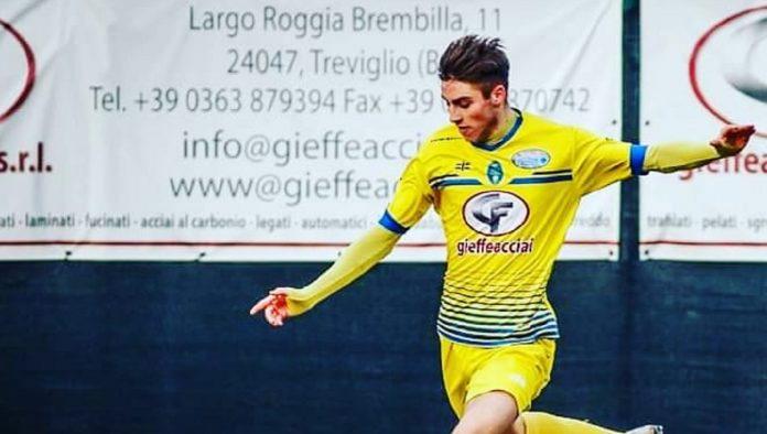 Jacopo Pieri vestirà la maglia del FBC Saronno