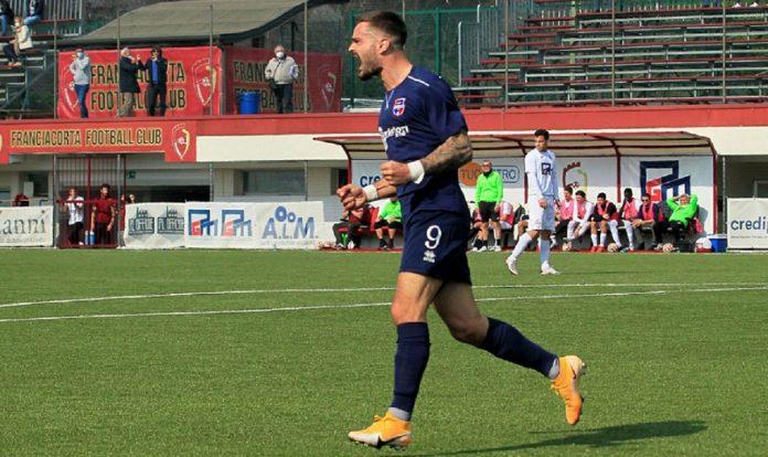 Roberto Esposito nuovo attaccante della Caronnese