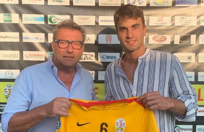 Filippo Boni è un nuovo giocatore del Villa Valle